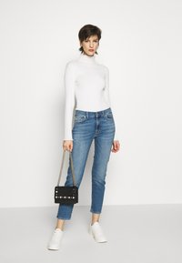 7 for all mankind - ROXANNE - Straight leg jeans - mid blue - 1