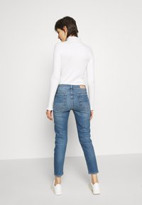 7 for all mankind - ROXANNE - Straight leg jeans - mid blue - 2