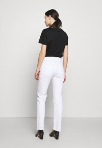 7 for all mankind - THE STRAIGHT - Straight leg jeans - white - 2