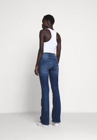 7 for all mankind - Jeans Bootcut - mid blue - 2