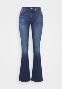 7 for all mankind - Jeans Bootcut - mid blue - 6