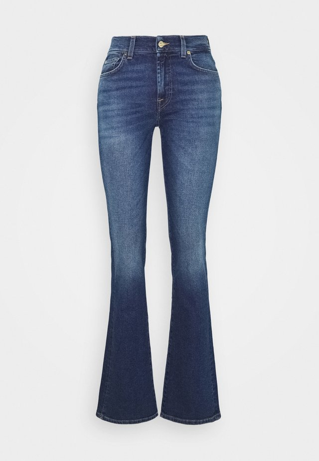 Jeans Bootcut - mid blue