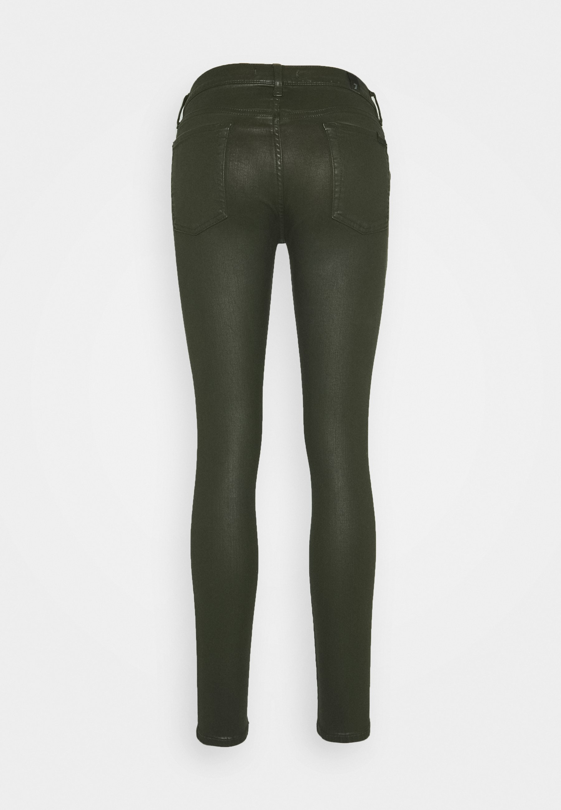 7 For All Mankind Jeans Skinny Fit - Army
