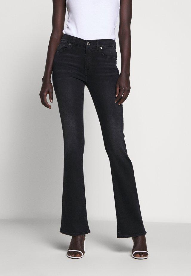 Jeans bootcut - soho black