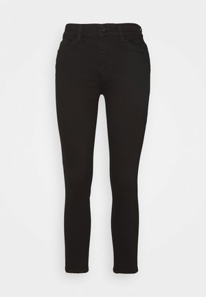 ROXANNE ANKLE - Slim fit jeans - black