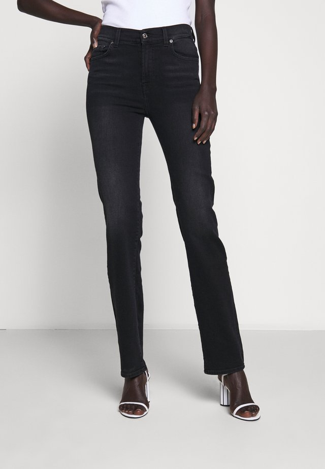 Jeans straight leg - soho black