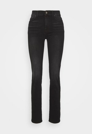 Straight leg jeans - soho black