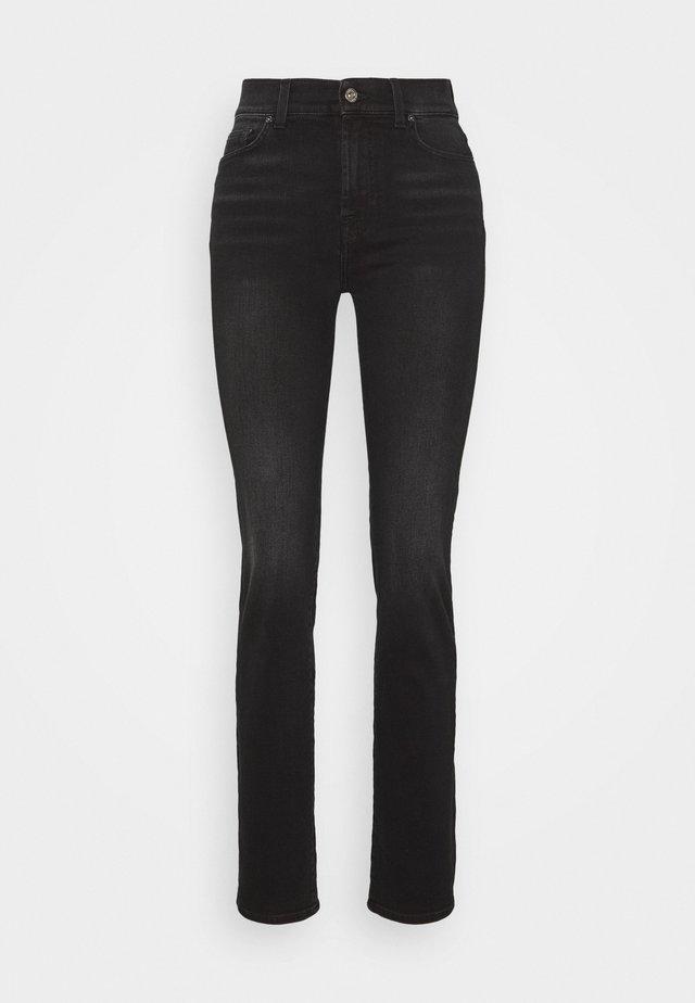 Jeans Straight Leg - soho black