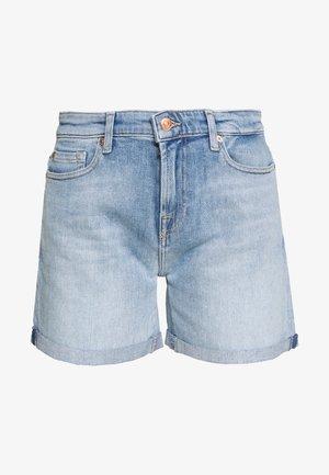 BOY - Jeansshorts - light blue