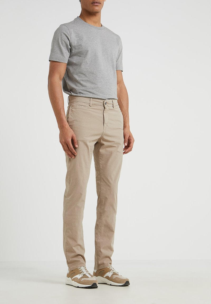 7 for all mankind - Bukse - dove beige