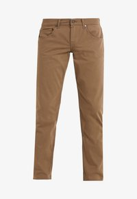 7 for all mankind - SLIMMY LUXE PERFORMANCE  - Stoffhose - beige - 4