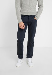 7 for all mankind - SLIMMY LUXE PERFORMANCE  - Pantaloni - dark blue - 0
