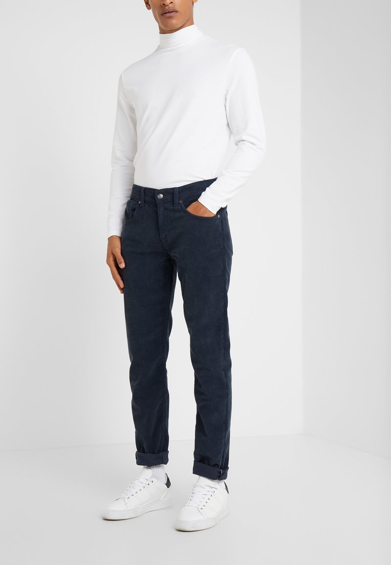 7 for all mankind - SLIMMY  - Bukse - navy