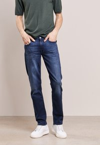 7 for all mankind - SLIMMY  - Jeans Slim Fit - dunkelblau - 0