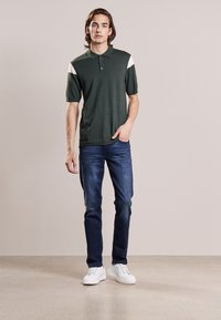 7 for all mankind - SLIMMY  - Jeans Slim Fit - dunkelblau - 1