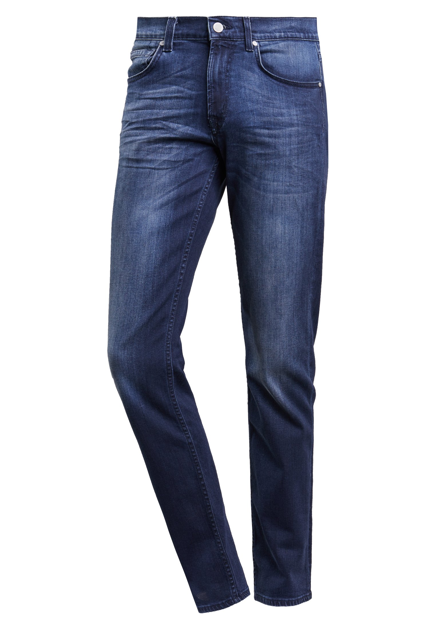 7 For All Mankind Slimmy - Jeans Slim Fit Dunkelblau 3yxH9YrA 4T
