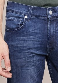 7 for all mankind - SLIMMY  - Jeans Slim Fit - dunkelblau - 3
