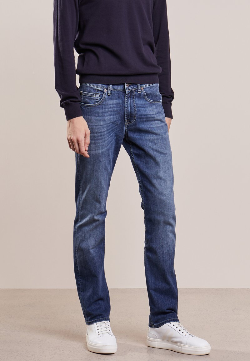 7 for all mankind - Jeans Slim Fit - blue