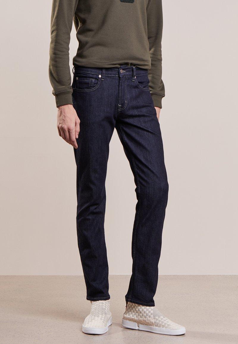 7 for all mankind - NYRINSE - Jeans Slim Fit - dunkelblau