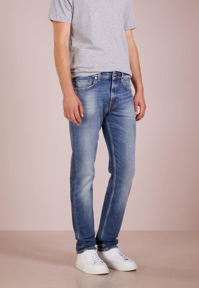 7 for all mankind - KAYDEN - Jeans Slim Fit - blue