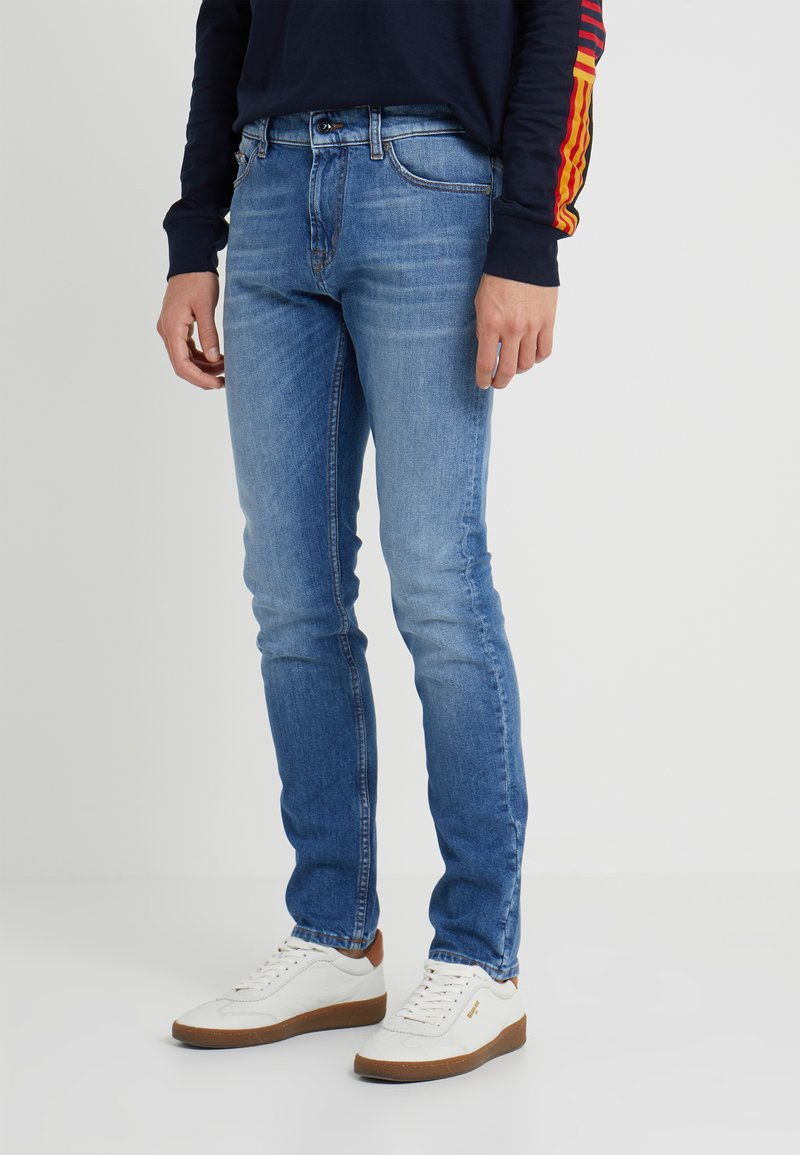 7 for all mankind - RONNIE - Slim fit jeans - mid blue