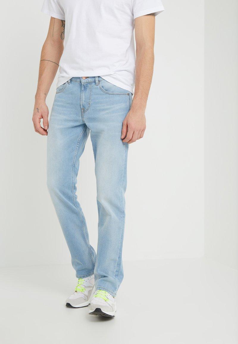 7 for all mankind - SLIMMY - Jeans Straight Leg - light blue