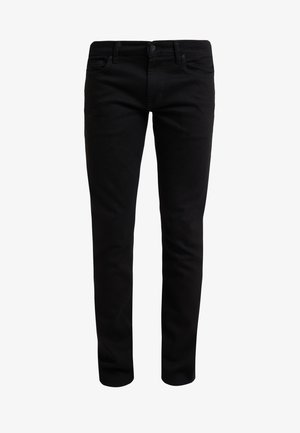 RONNIE LUXE PERFORMANCE - Jeansy Slim Fit - rinse black