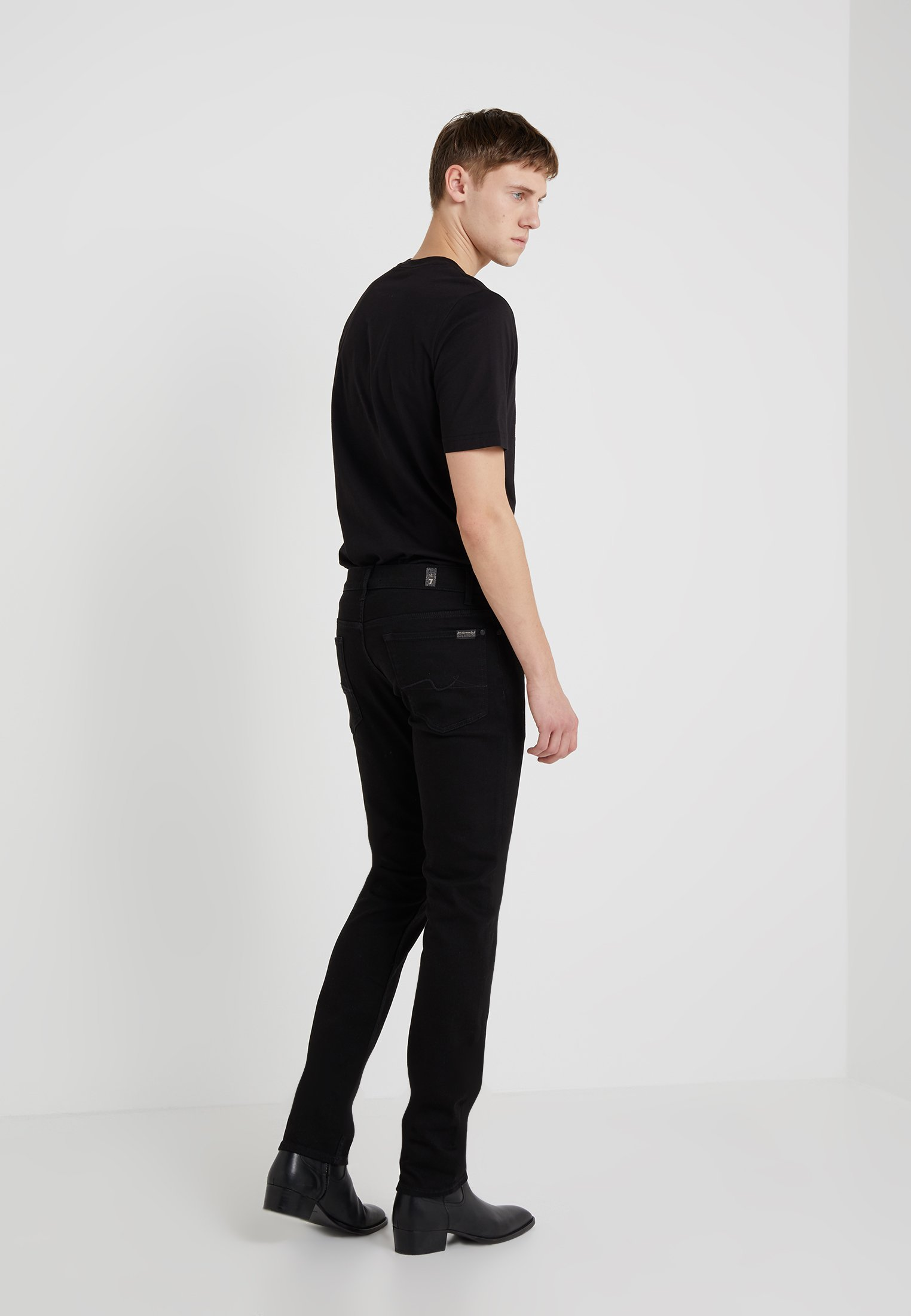 Ronnie Mankind Black Luxe For All Rinse PerformanceJean 7 Slim 5jAR34L