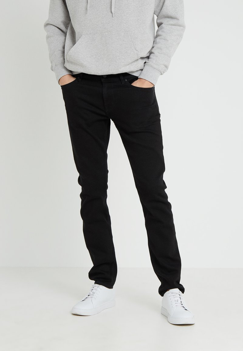 7 for all mankind - RONNIE - Jeans Skinny Fit - black