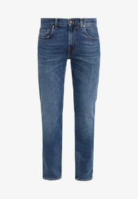 7 for all mankind - SLIMMY  - Jeans Slim Fit - mid blue