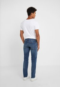 7 for all mankind - SLIMMY  - Jeans Slim Fit - mid blue - 2