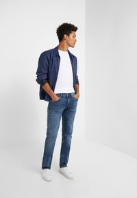 7 for all mankind - SLIMMY  - Jeans Slim Fit - mid blue - 1