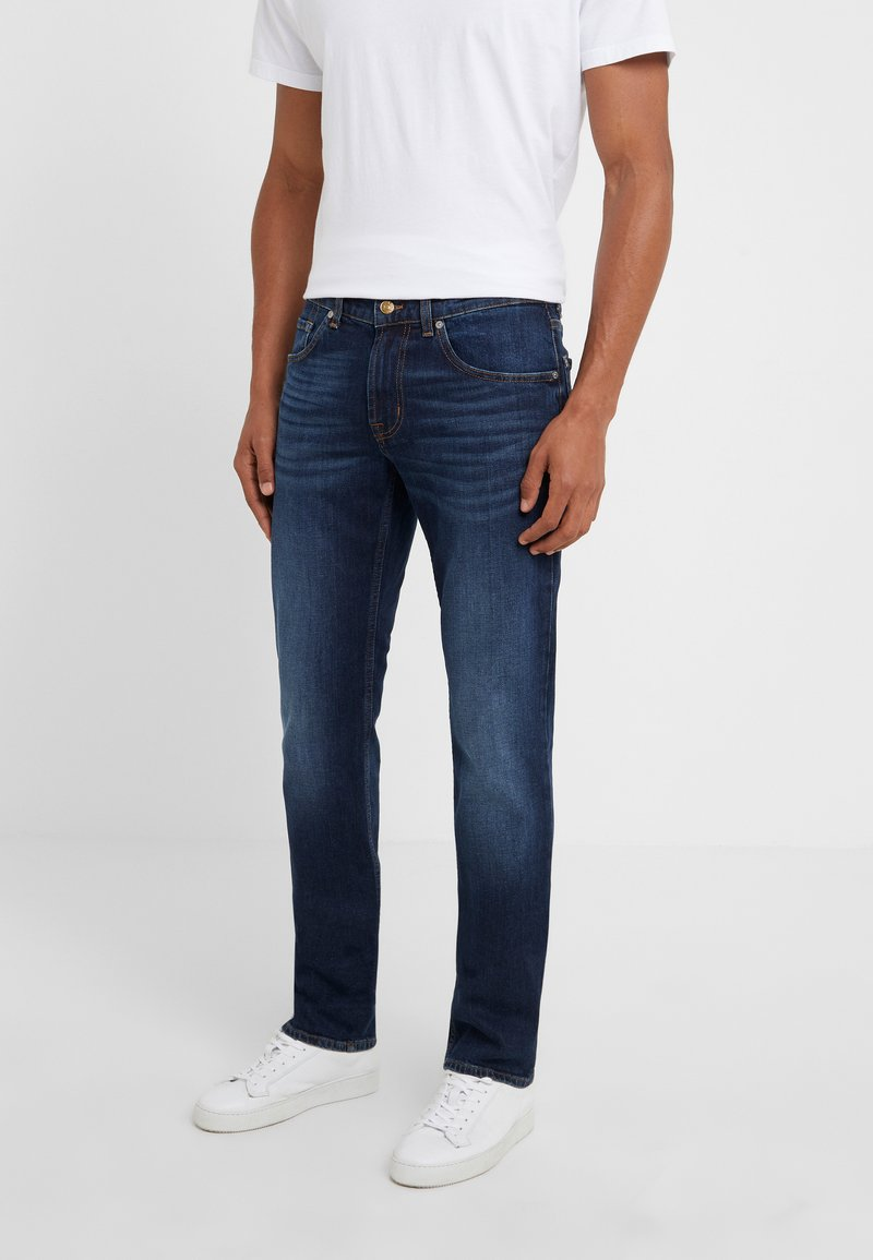 7 for all mankind - SLIMMY  - Slim fit jeans - dark blue