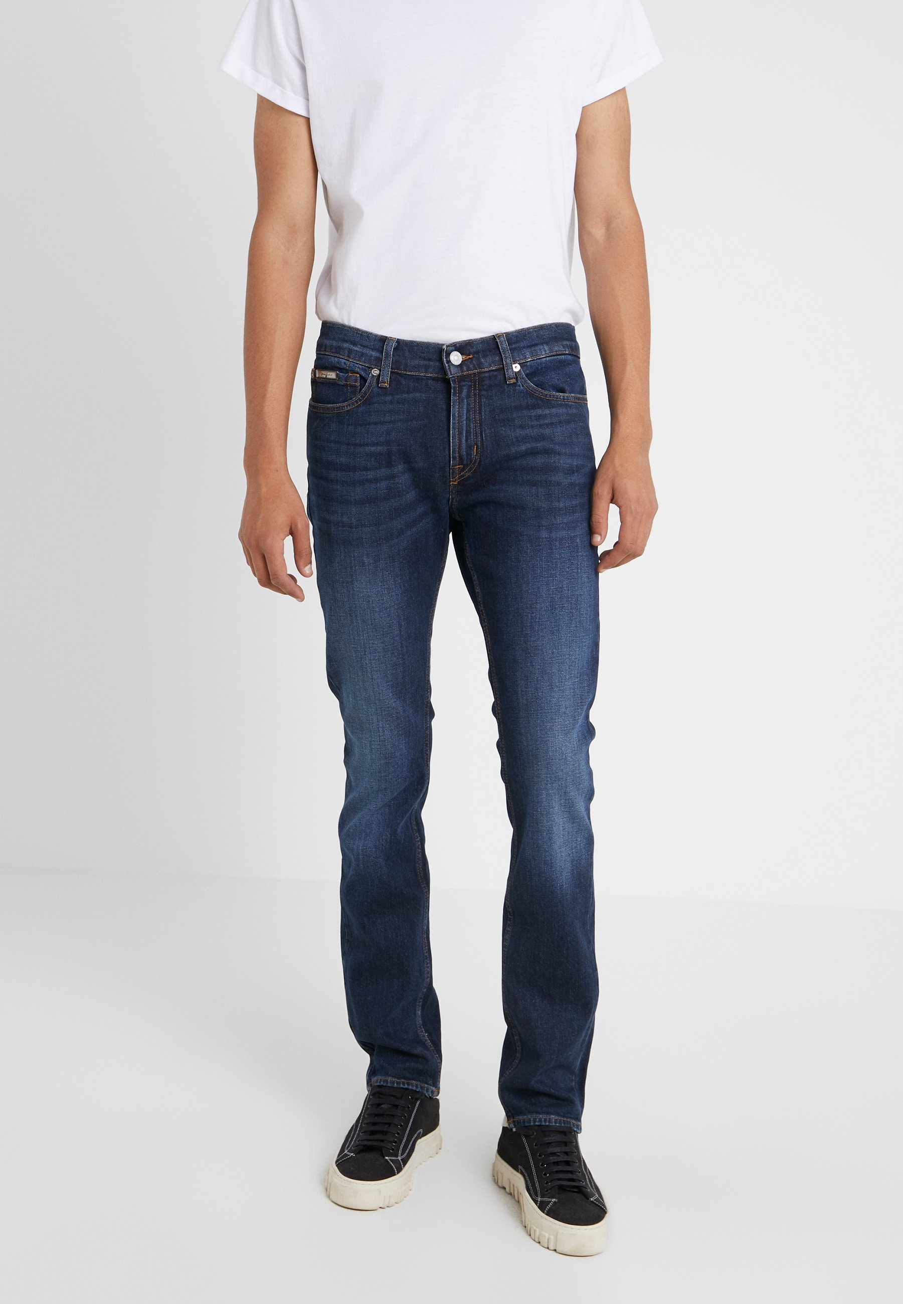 Special Blue Slim Ronnie Edition Dark All PluckyJean 7 Mankind For oWrxeBCd
