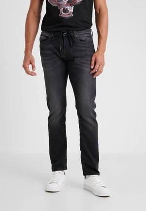 RONNIE J LUXE SHAKING - Jeans slim fit - black