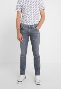 7 for all mankind - RONNIE GOLLY - Jeans Slim Fit - grey - 0