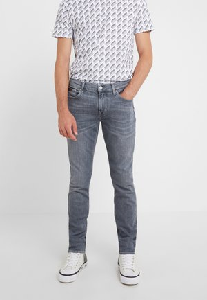 RONNIE GOLLY - Jeans Slim Fit - grey