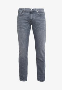 7 for all mankind - RONNIE GOLLY - Jeans Slim Fit - grey - 4