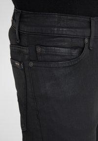 7 for all mankind - RONNIE AMNESIAC - Slim fit jeans - black - 3
