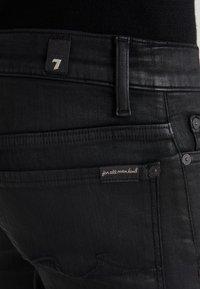 7 for all mankind - RONNIE AMNESIAC - Slim fit jeans - black - 5