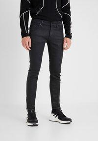 7 for all mankind - RONNIE AMNESIAC - Slim fit jeans - black - 0