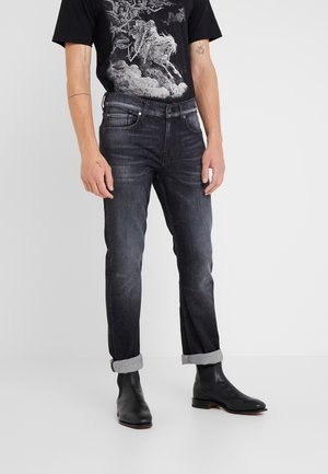 PORTRAY - Jeans Slim Fit - black