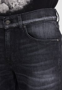7 for all mankind - PORTRAY - Slim fit jeans - black - 3