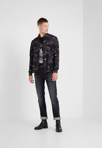 7 for all mankind - PORTRAY - Slim fit jeans - black - 1