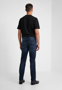 7 for all mankind - SLIMMY GRUVER - Jeans straight leg - dark blue - 2