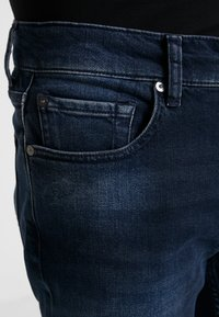 7 for all mankind - SLIMMY GRUVER - Jeans straight leg - dark blue - 3
