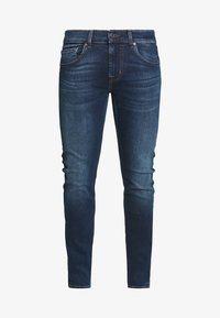 7 for all mankind - Jeans fuselé - dark blue - 3