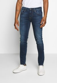 7 for all mankind - Jeans Tapered Fit - dark blue - 0