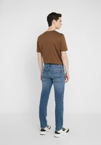 7 for all mankind - SLIMMY - Jean slim - mid blue - 2