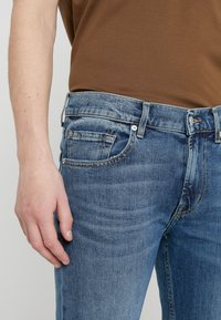 7 for all mankind - SLIMMY - Jeans Slim Fit - mid blue - 3
